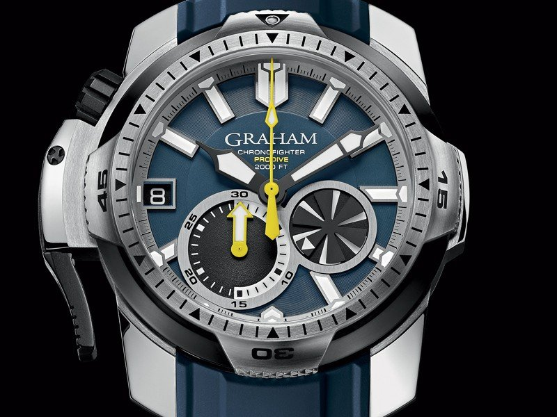 Contest - Win a Graham Timepiece