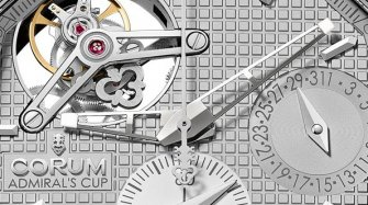 Admiral's Cup Seafender 47 Tourbillon Chronograph Trends and style