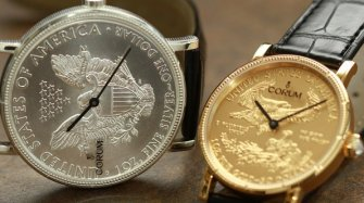 Coin Watch 50th Anniversary Trends and style
