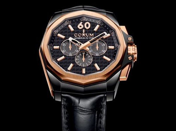 Corum - Video.  Admiral's Cup AC-One Collection