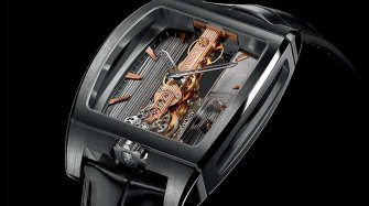 Corum makes changes