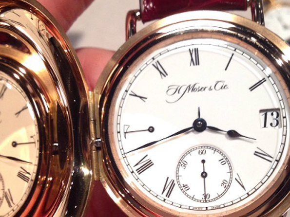 H. Moser & Cie. - A marriage of tradition and modernity