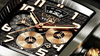 Kuros, titanium and red gold Trends and style
