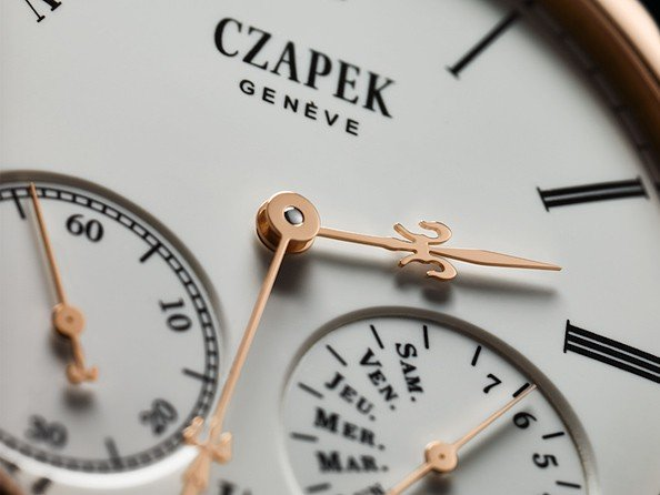 New brand - Czapek is back