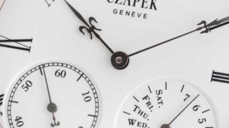 Czapek makes its debut on TV Brands