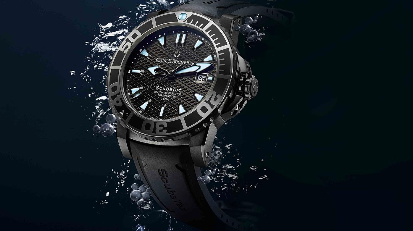 Carl F. Bucherer  - For adventurers with style
