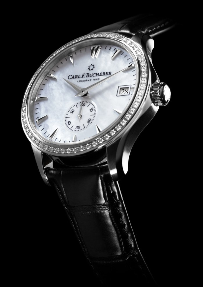 Women's Mechanical Watches Step It Up a Notch at Baselworld