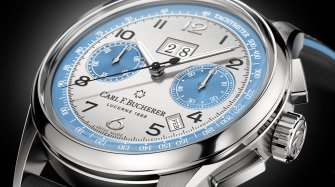 Heritage BiCompax Annual Only Watch Edition Trends and style
