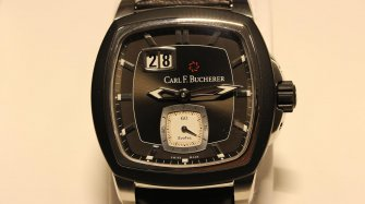 The one that got away : the 2008 Carl F. Bucherer Patravi EvoTec Trends and style