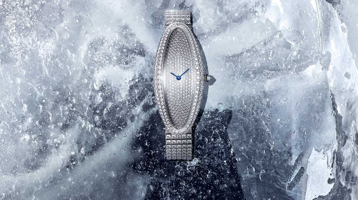 Cartier - The new Baignoire watches