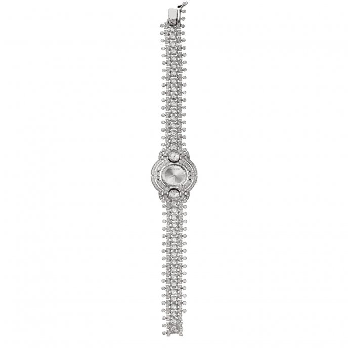 Psyché High Jewellery Wristwatch