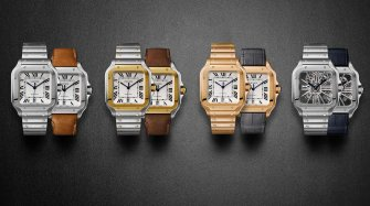 Santos de Cartier Trends and style