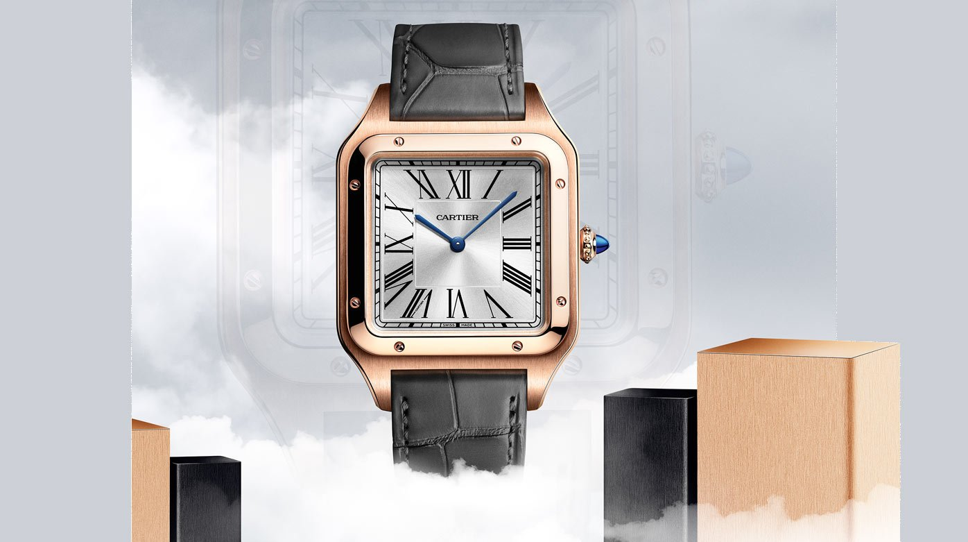 Cartier - The Santos-Dumont has all the makings to strike (very) big