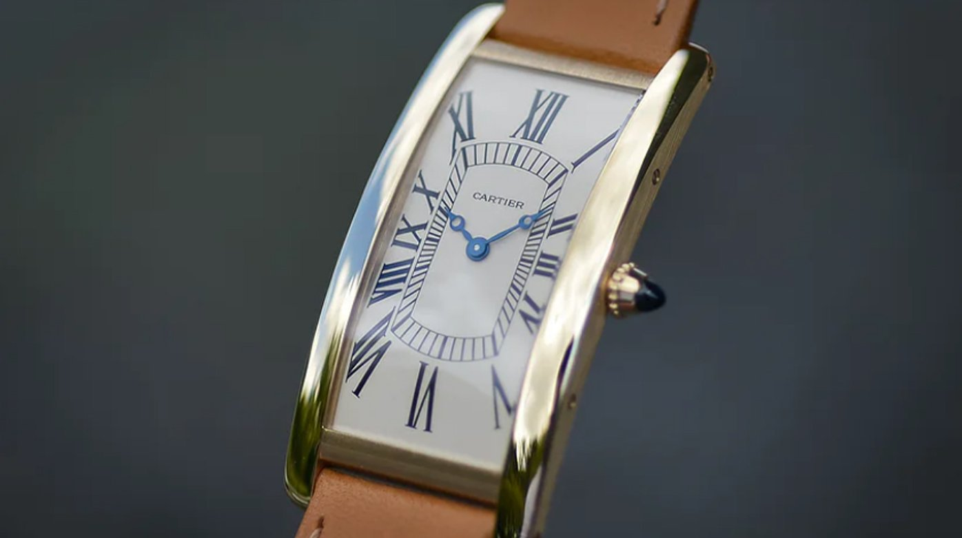 Cartier - Observing the curve