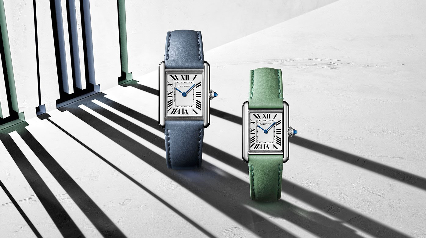 Cartier - In all Shapes and Sizes