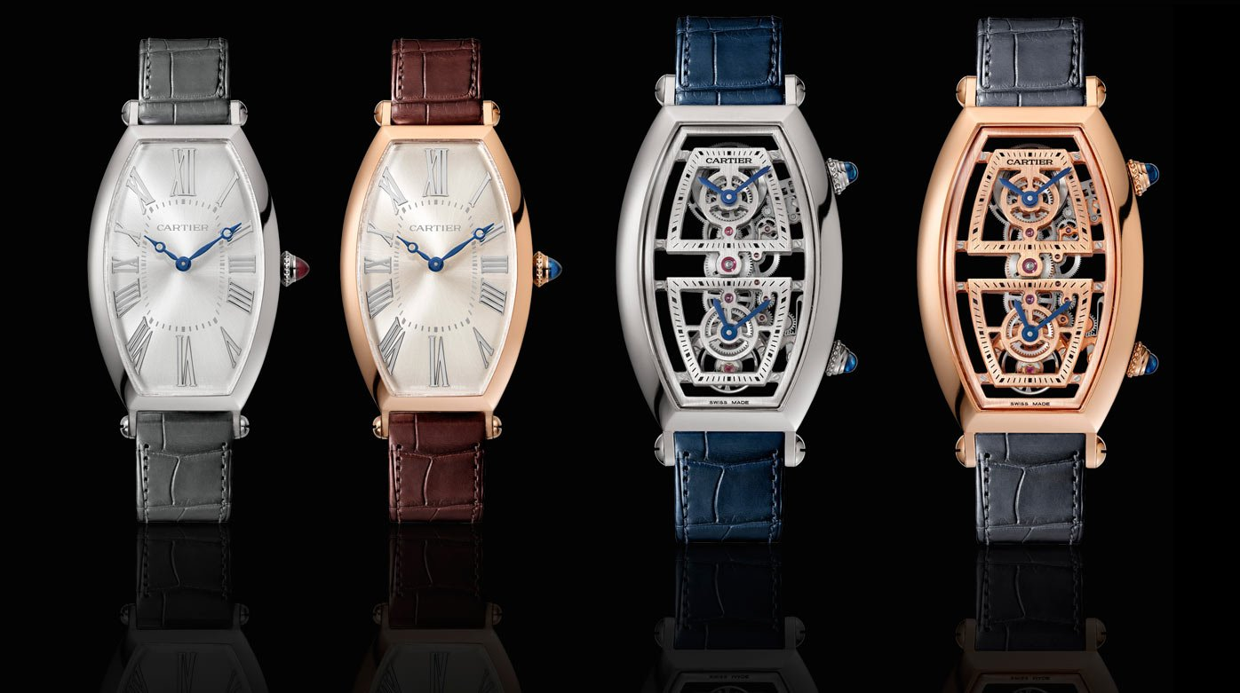 Cartier - The Tonneau's big comeback