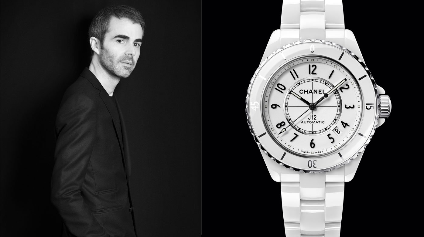 Chanel - Arnaud Chastaingt's take on the J12
