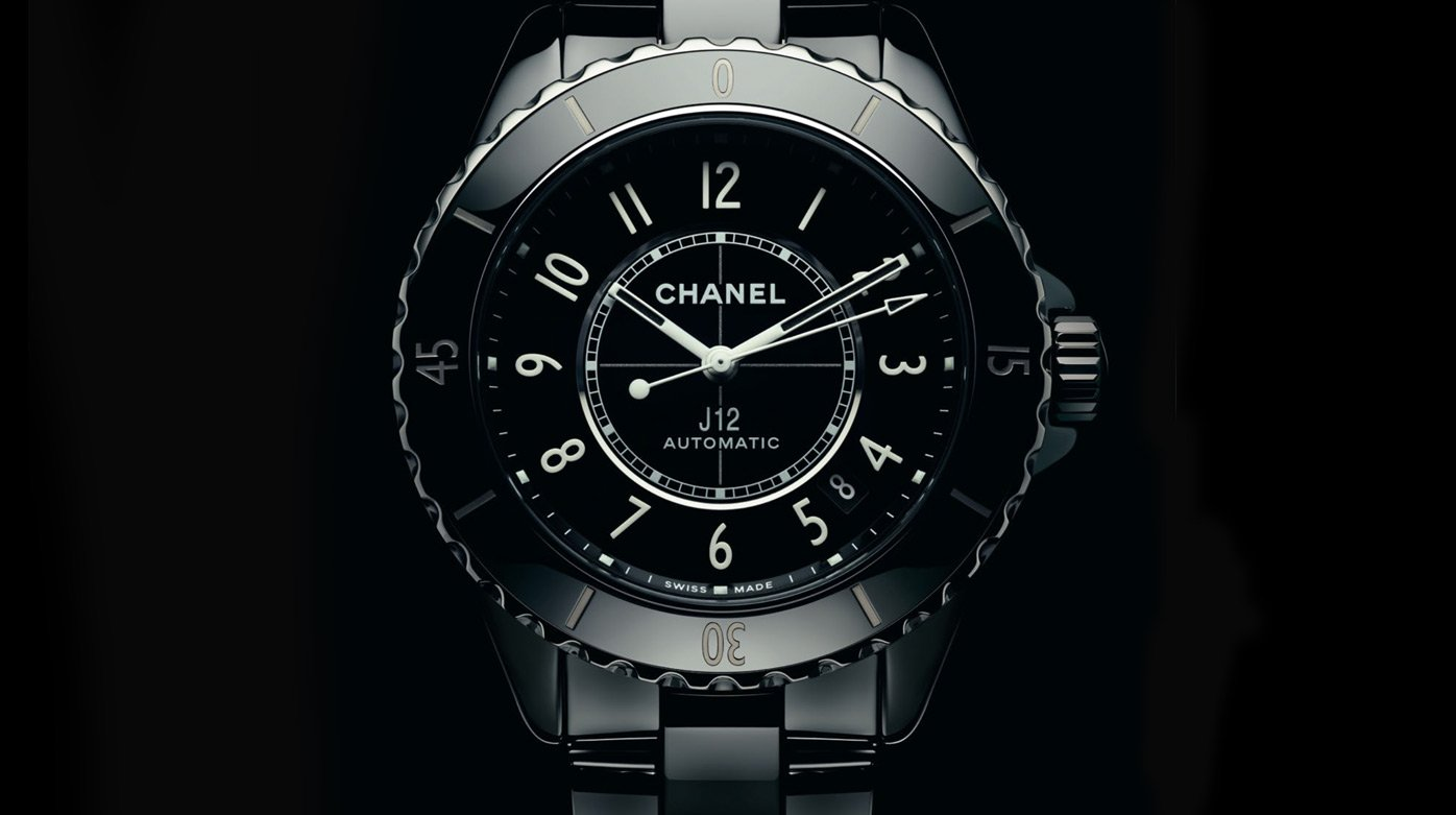 Chanel - All change for the J12