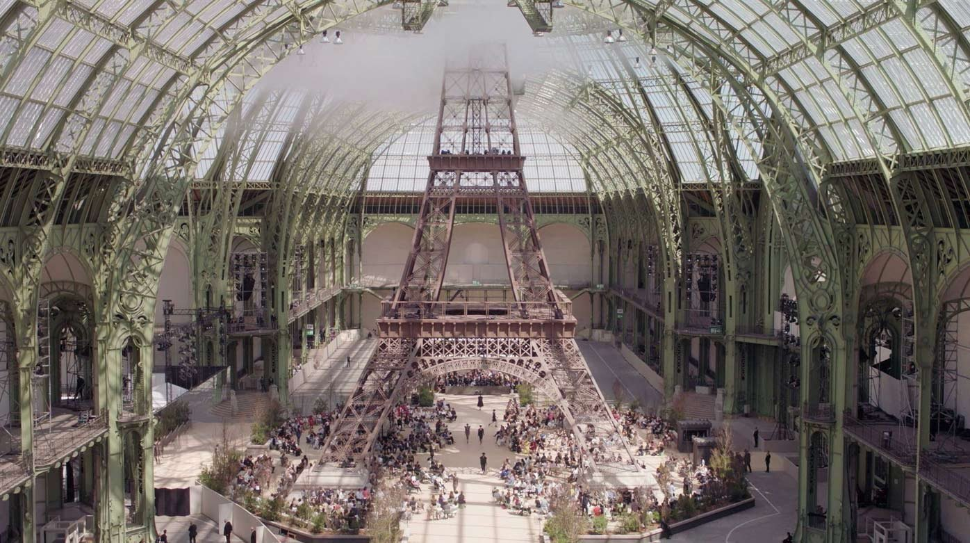 Chanel - Great sponsorship project at the Paris Grand Palais