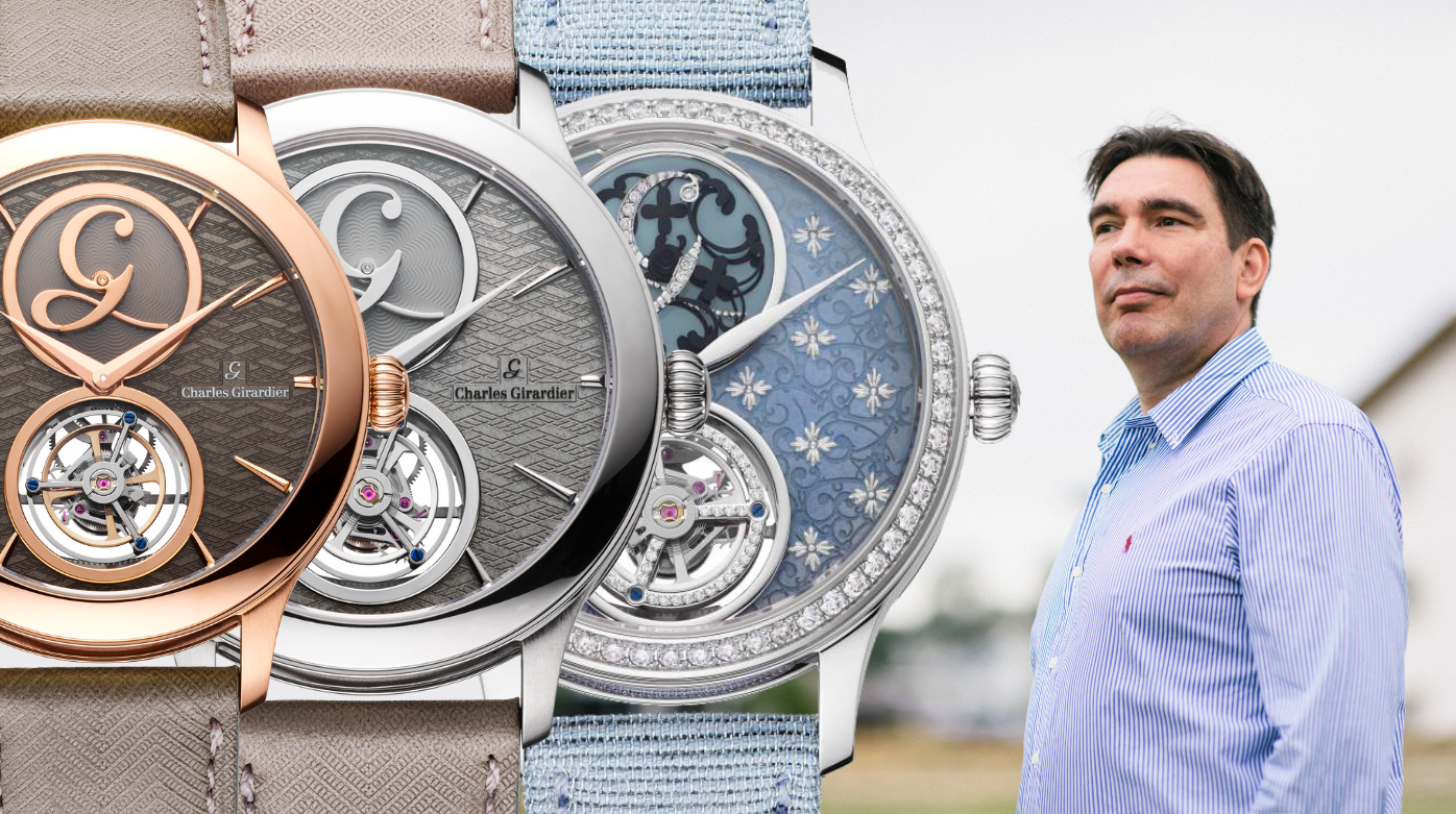 Charles Girardier - Ten Minutes With Patrick Ulm: Discover The Man Behind Charles Girardier
