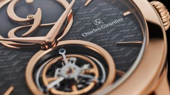 """Signature Mystérieuse Chevrons"" Tourbillon 41mm  Trends and style"