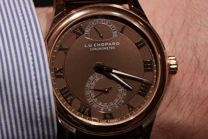 How Chopard built itself a manufacture from scratch