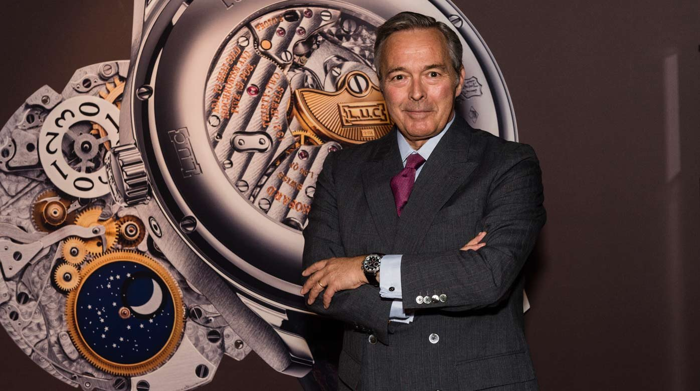 Chopard - Interview with Karl-Friedrich Scheufele