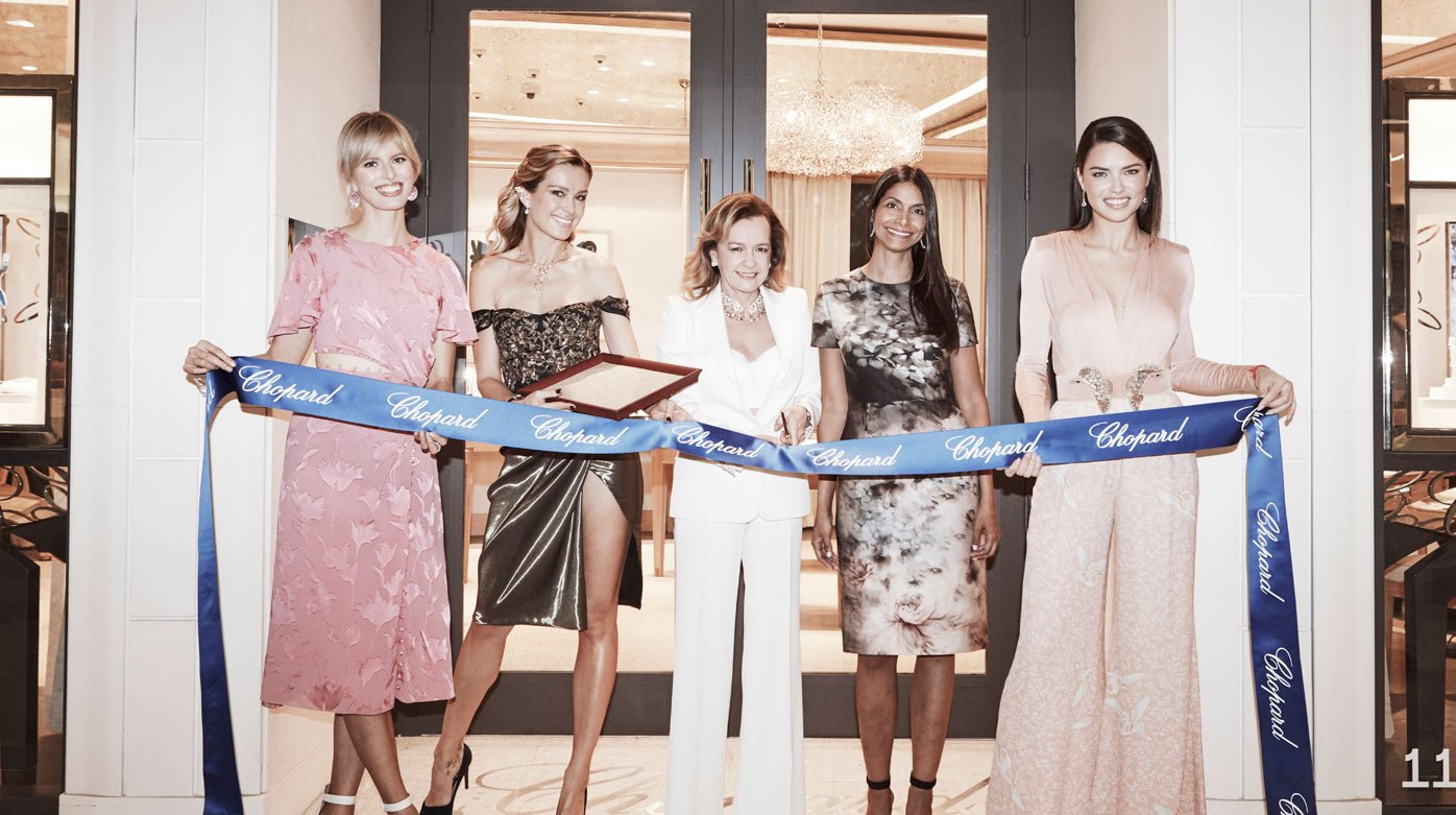 Chopard - Grand opening in Miami
