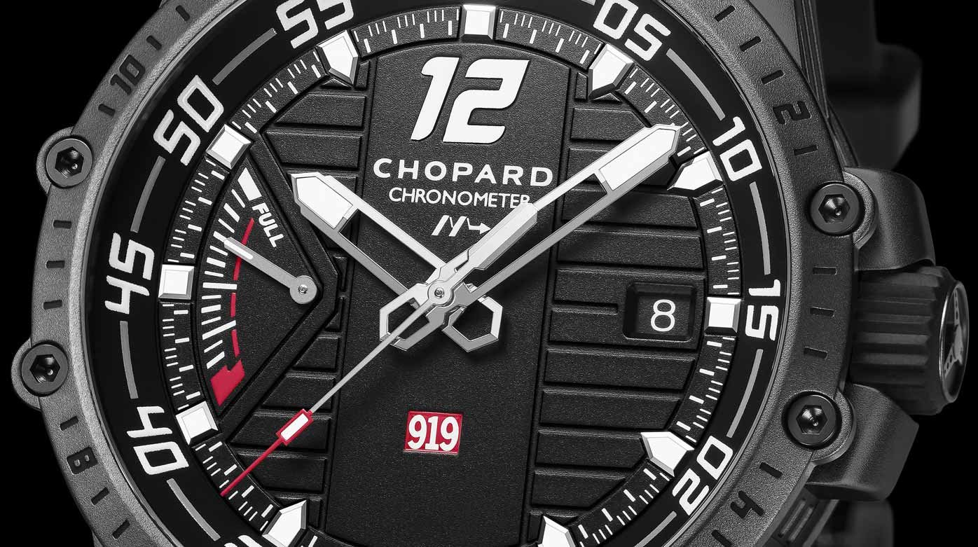 Chopard - Superfast Power Control Porsche 919 HF Edition