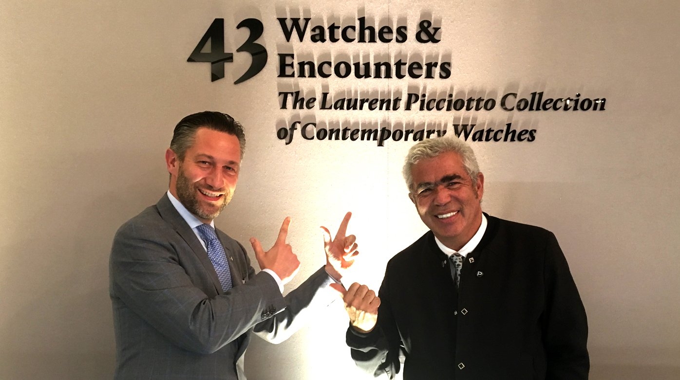 Auctions - Laurent Picciotto's personal collection goes on sale in Hong Kong