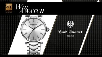 Win an Emile Chouriet Alchimie watch Arts and culture