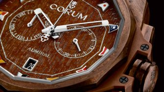 Bronze: Corum takes it to the next level Trends and style