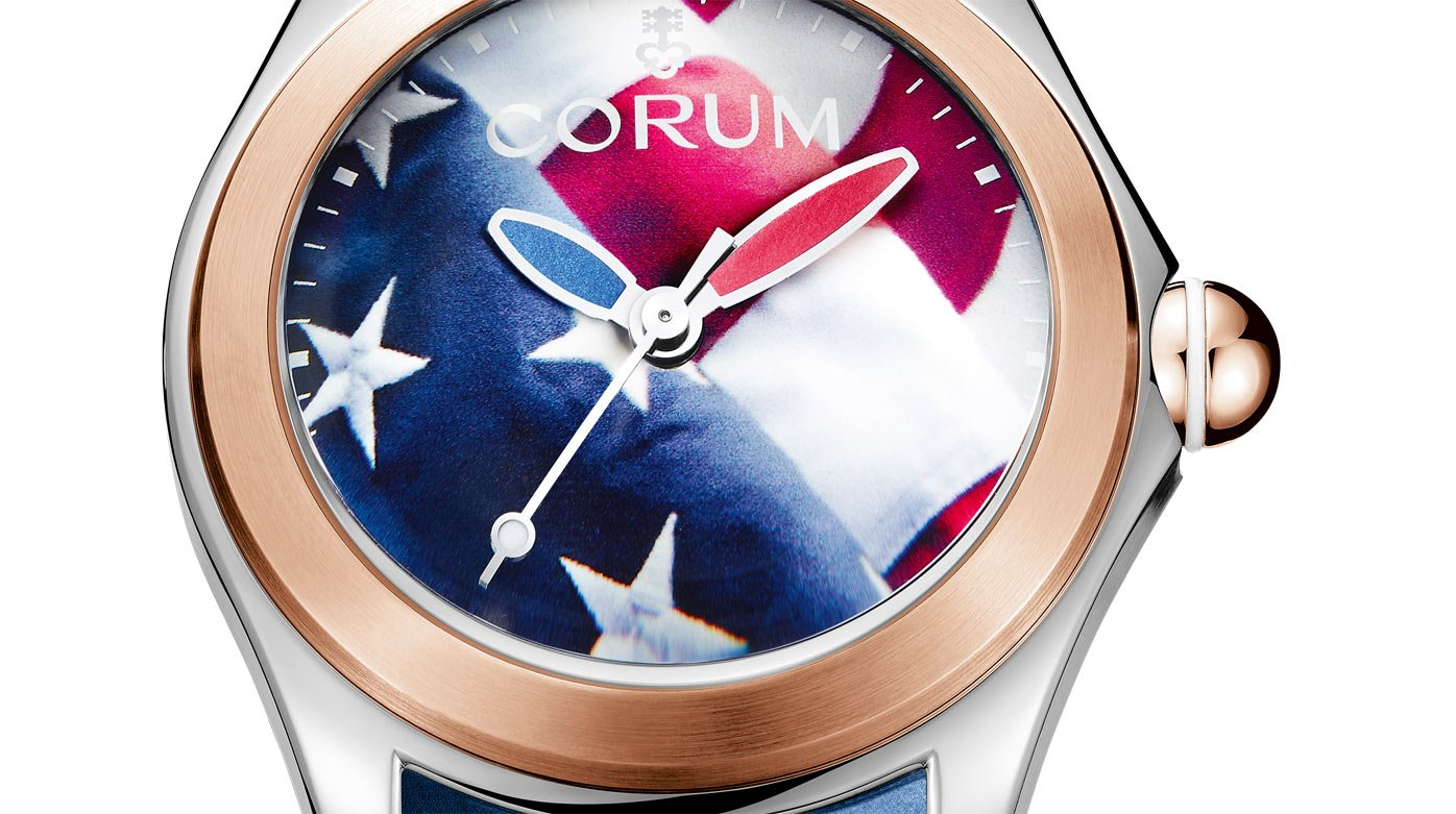 Corum - Bubble America First & Bubble Brexit