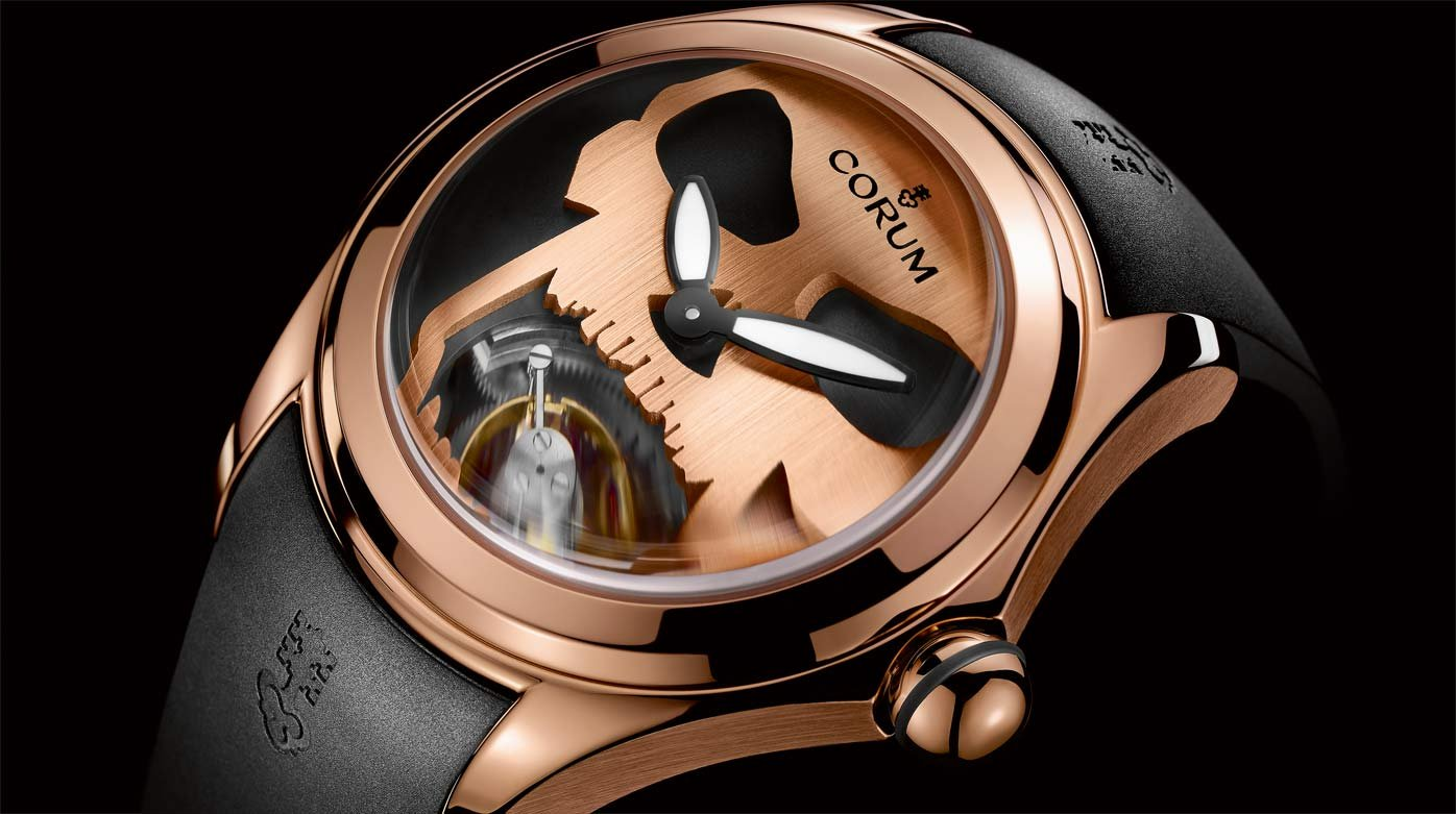 Corum - Bubble 47 Flying Tourbillon