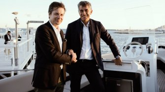Corum on land and sea with Iguana Yachts Brands