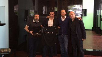 Marco Silva signs for... Cvstos! Industry News