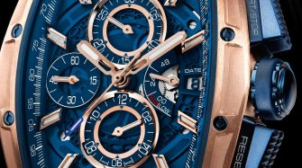 "Challenge Chrono II ""Brancard"" Trends and style"