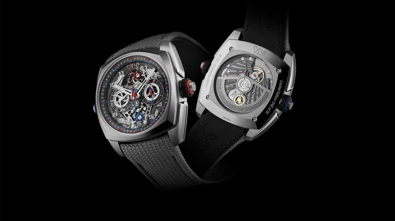 The Chronograph and its Double