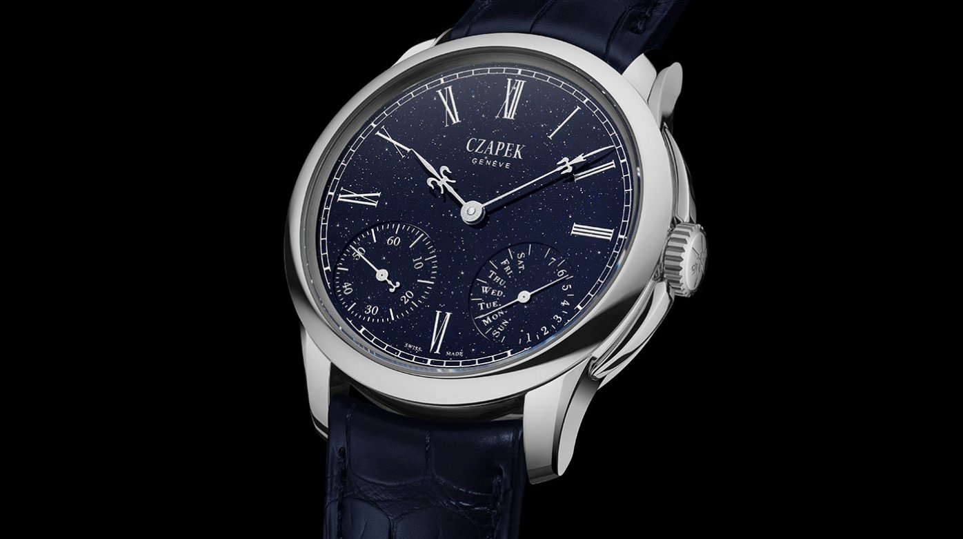 Czapek  - Quai des Bergues Midnight in Geneva S Beauty Squeezed