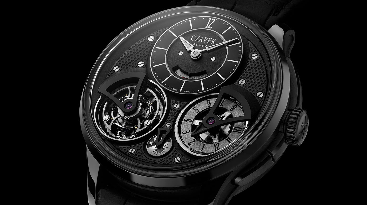 Czapek - Czapek goes dark