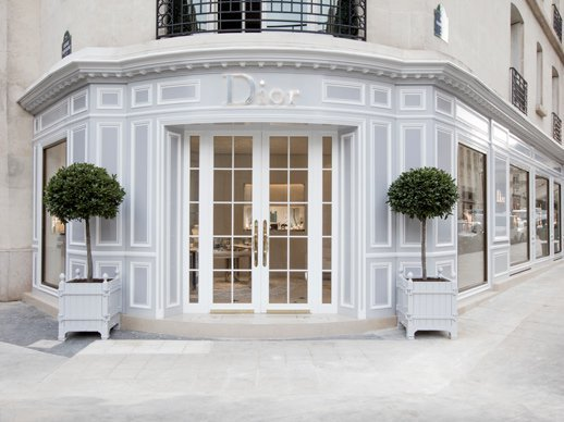 Dior - New Dior Fine Jewellery and Timepieces Boutique