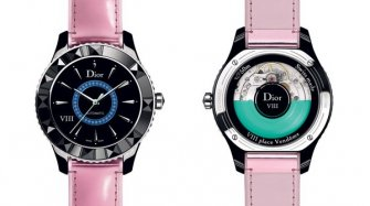 Dior VIII Ceramic and Metallic Coloured Strap Trends and style