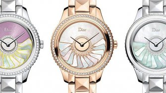 "Dior VIII Grand Bal ""Plissé Soleil"" 36 mm Trends and style"