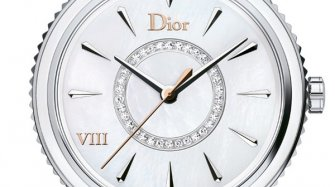 Dior VIII Montaigne, Steel and Mother-of-Pearl Trends and style