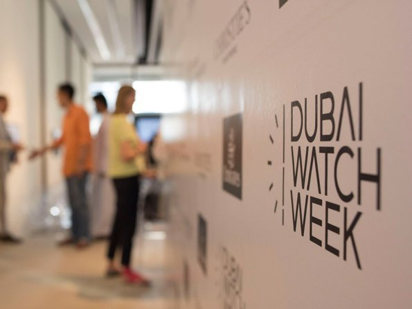 Dubai Watch Week 2016 - Major partners for the second edition