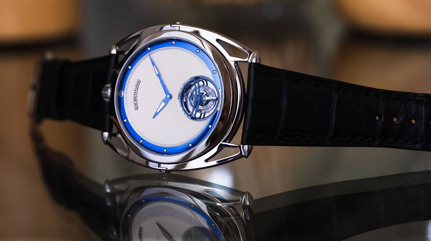 De Bethune - Technical finesse and elegance