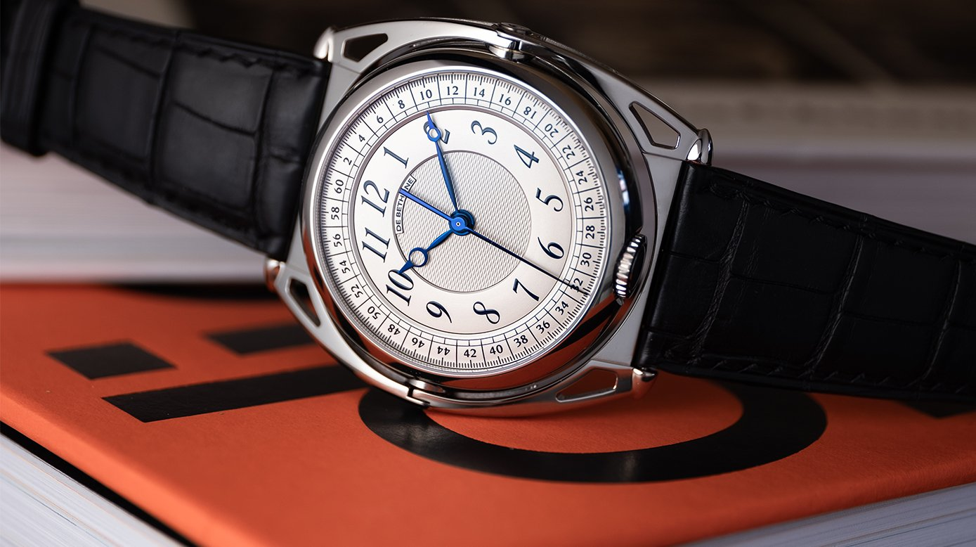 De Bethune - DB Kind of Two Tourbillon
