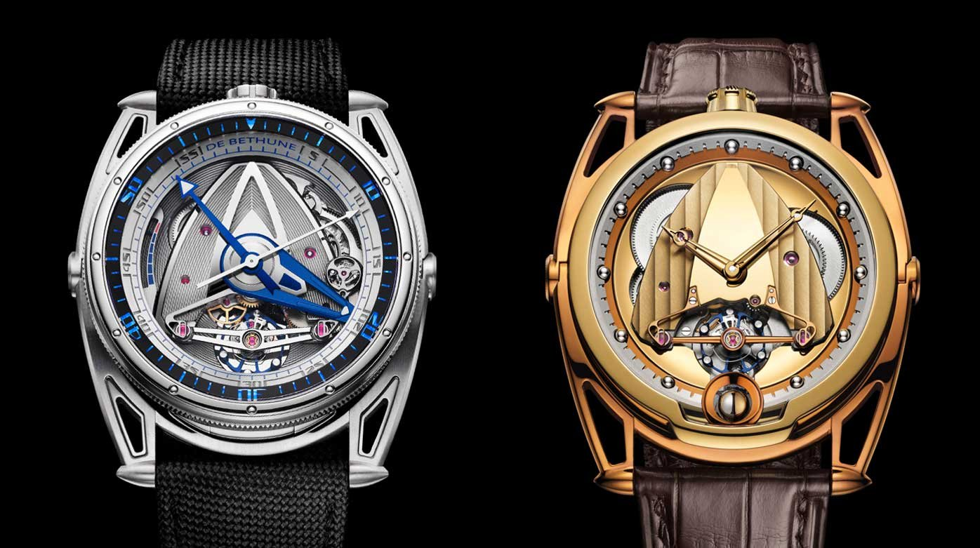 De Bethune - Two watches preselected for the GPHG 2019