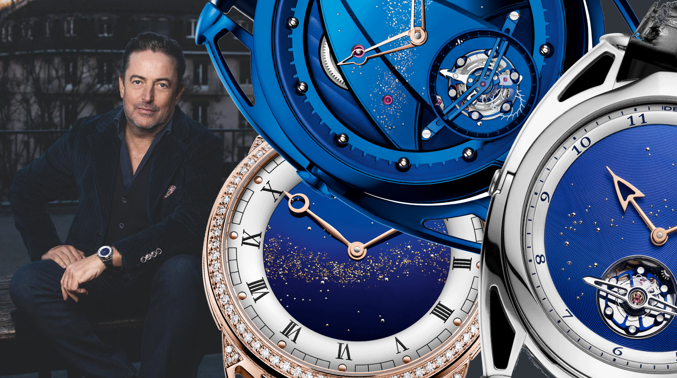 De Bethune - Ten Minutes With Pierre Jacques: Discover The Man Behind De Bethune