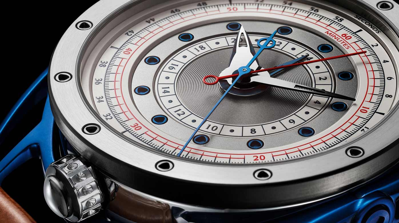 Why not ? - De Bethune DB 21 Maxichrono